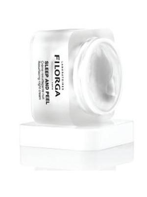 Filorga Sleep & Peel Crema Rigenerante Notte Viso 50 ml