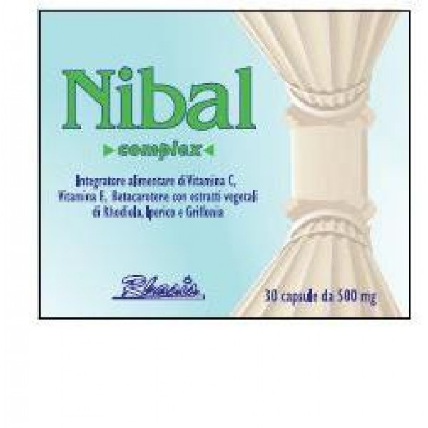 NIBAL Complex 30 Cps 500mg