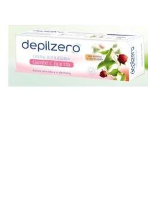 Depilzero 1 Crema Depilatoria Gambe Braccia 150 ml