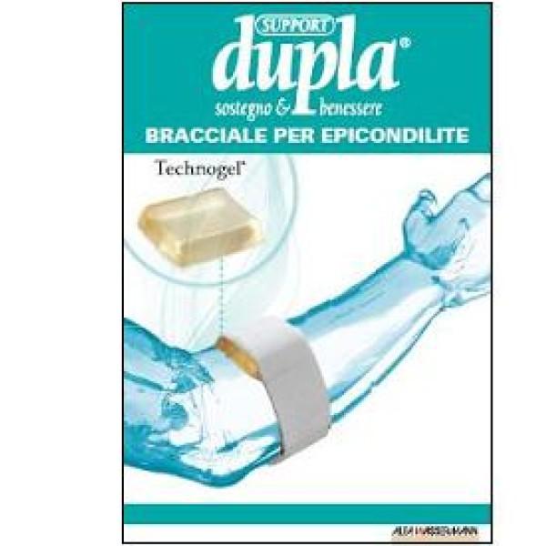 DUPLA Bracc.Epicond.Bianco