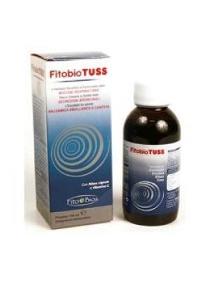 FitoBio Tuss Sciroppo Adulti 150 ml - Integratore Contro la Tosse