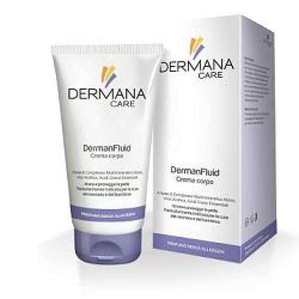 Dermana Fluid Crema Corpo Odratante e Protettiva 150 ml