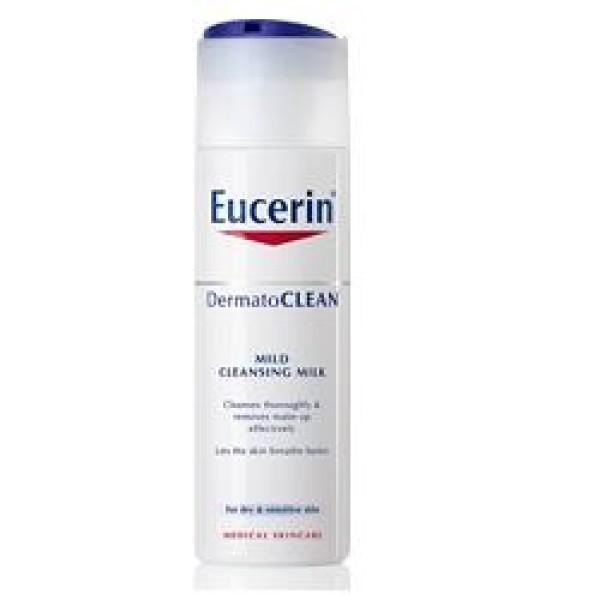 Eucerin DermatoClean Latte Detergente Delicato 200ml