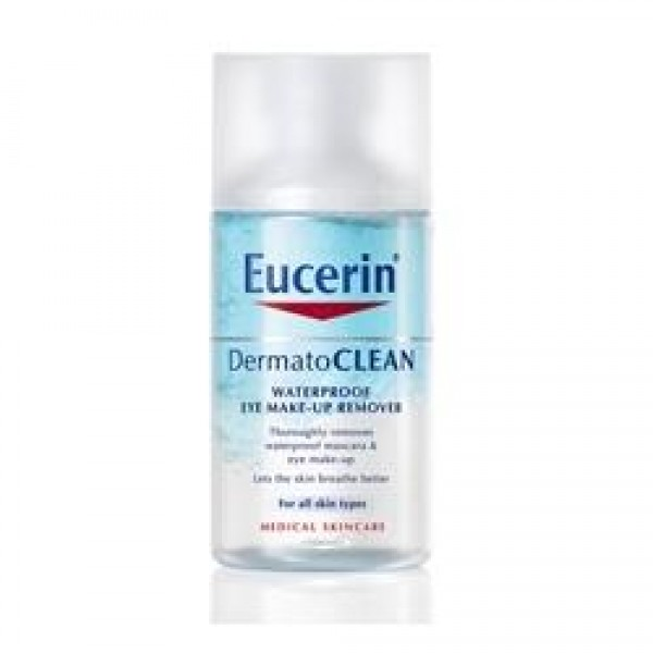 Eucerin DermatoClean Struccante per Occhi Bifasico 125ml