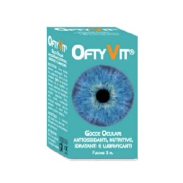 OFTYVIT Gtt Oculari 5ml