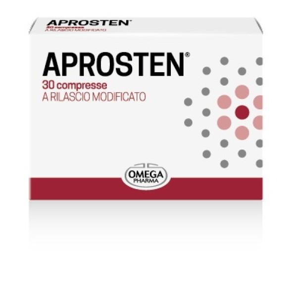 Aprosten 30 Compresse - Integratore Prostata