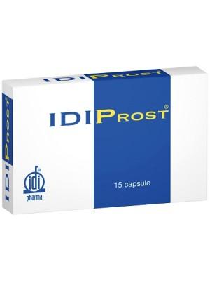 Idiprost 15 Capsule - Integratore Prostata