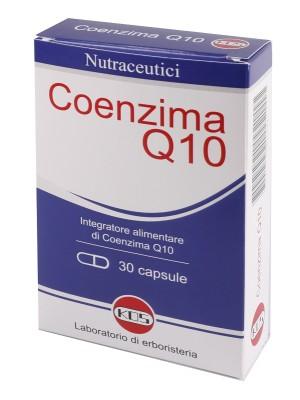 Kos Coenzima Q10 30 Capsule - Integratore Alimentare