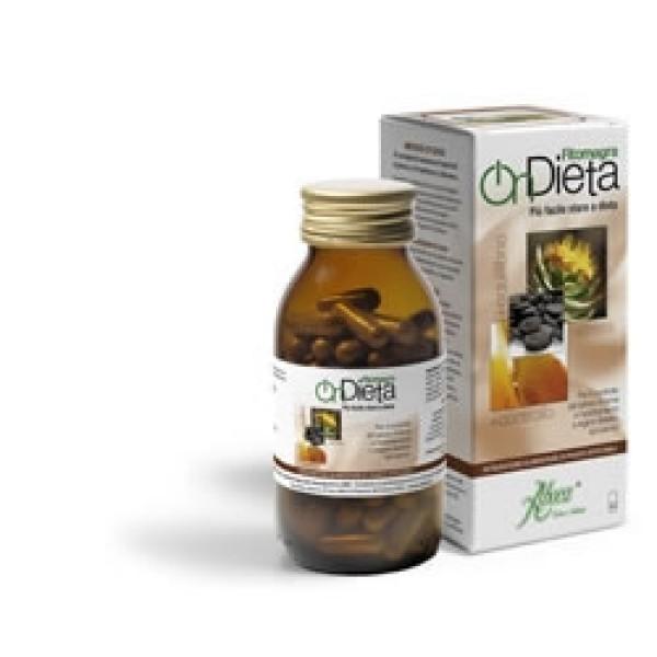 Aboca Fitomagra OnDieta 100 Opercoli - Integratore Alimentare