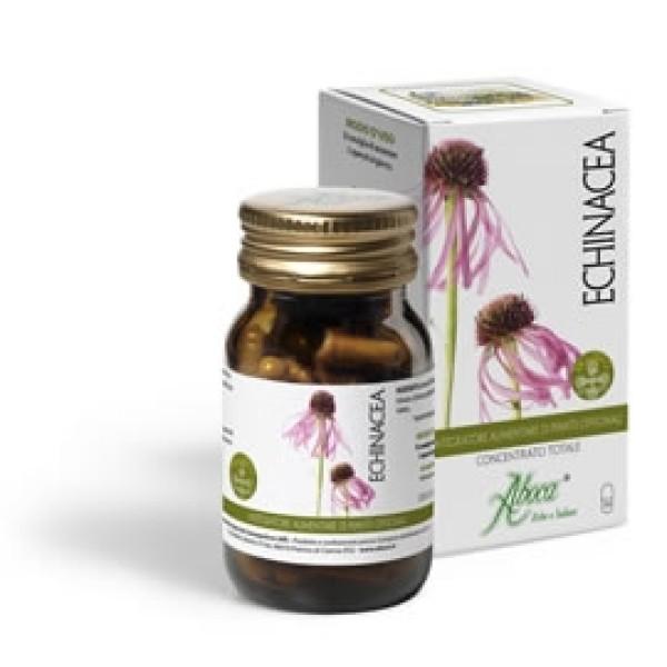 Aboca Echinacea Concentrato Totale 50 Opercoli - Integratore Difese Immunitarie