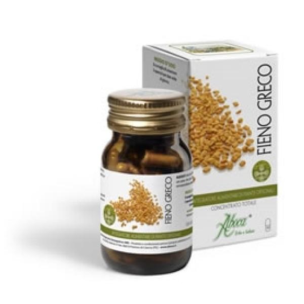 Aboca Fieno Greco Concentrato Totale 50 Opercoli - Integratore Alimentare