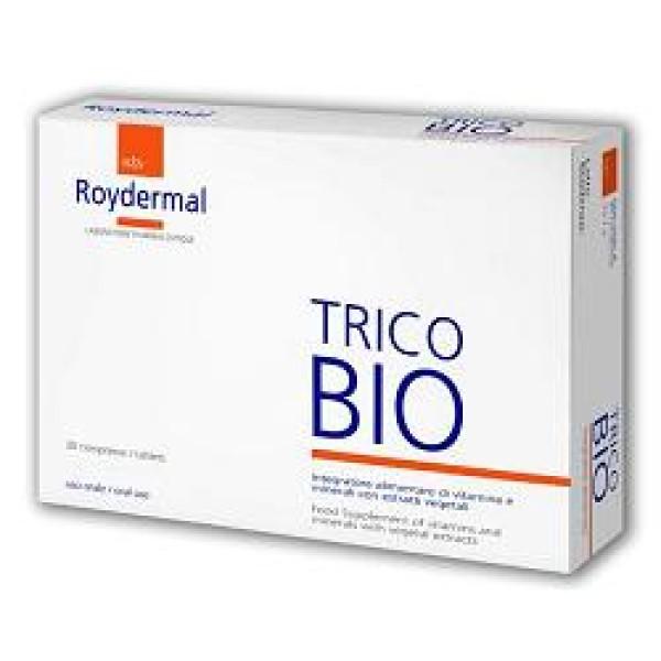 Trico Bio 30 Compresse - Integratore Capelli e Unghie