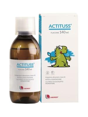 Actituss Sciroppo Tosse Bambini 140 ml - Integratore Lenitivo