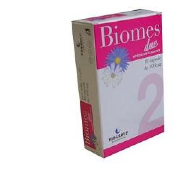 Biomes Due 18 Capsule - Integratore Alimentare