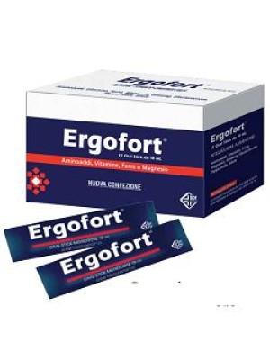 Ergofort 12 Stick - Integratore Energizzante