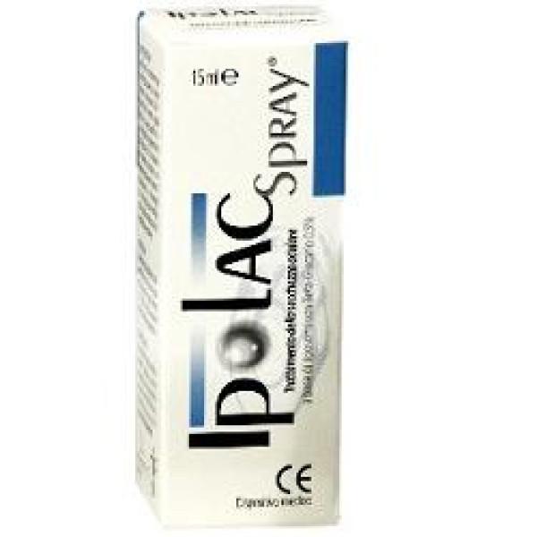 Ipolac Spray Secchezza Oculare 15 ml