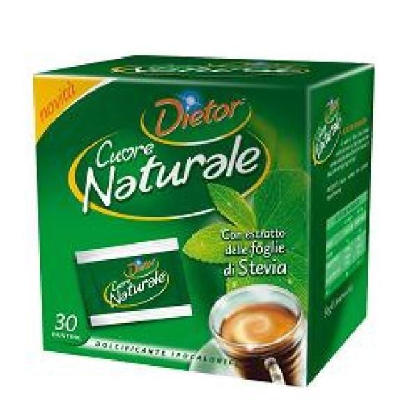 DIETOR Cuore Naturale 30 Buste