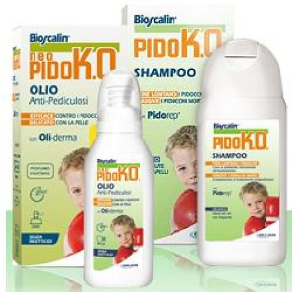 Milice PidoK.O Olio e Shampoo Trattamento Antipidocchi