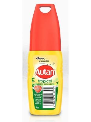 Autan Tropical Vapo Antizanzare 100 ml