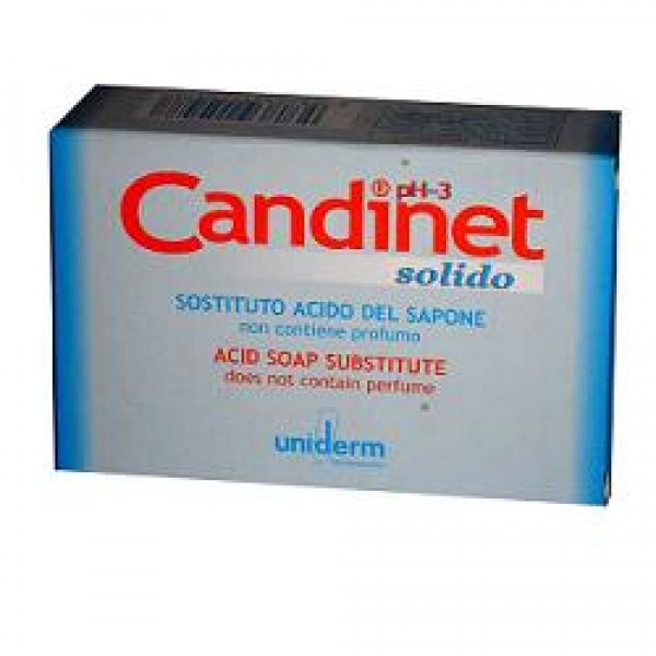 Candinet Sapone Solido Igiene 100 grammi