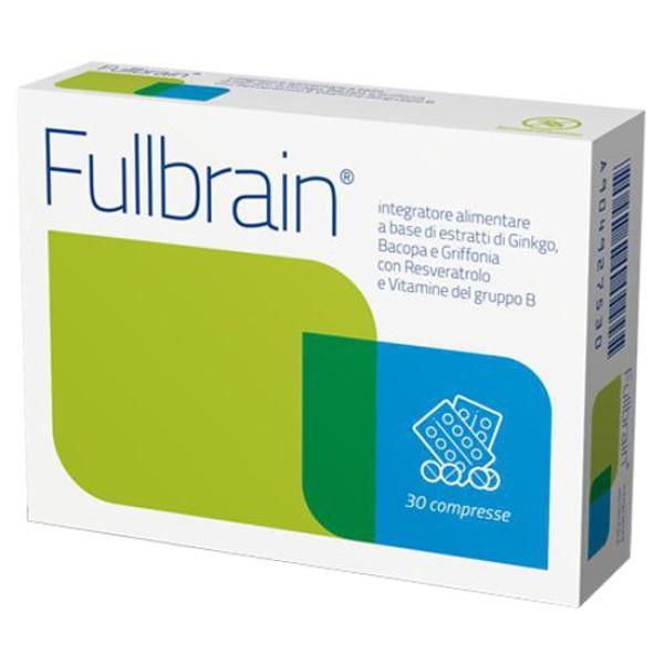 Fullbrain 30 Compresse - Integratore Alimentare