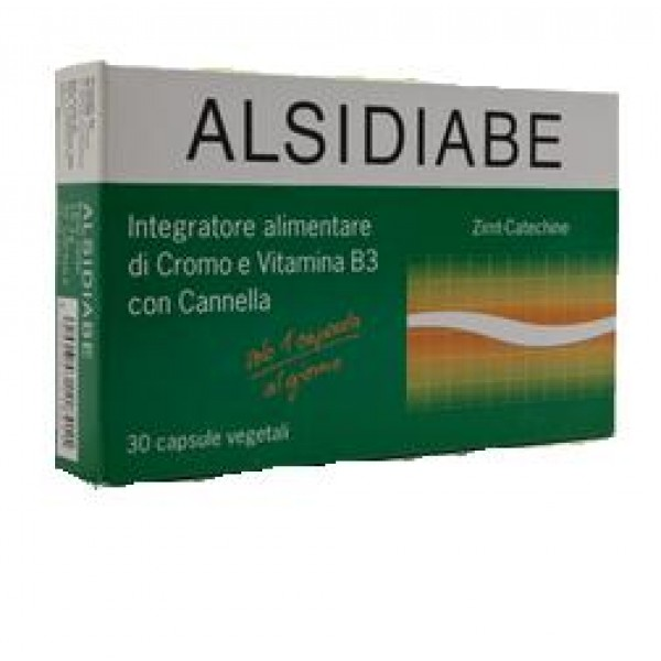 ALSIDIABE 30 Cps 15,3g