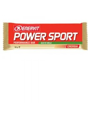 Enervit Power Sport Barretta Energetica Mela 60 grammi
