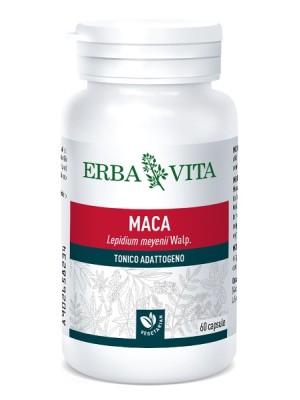 Erba Vita Maca 60 Capsule - Integratore Energizzante Sessuale