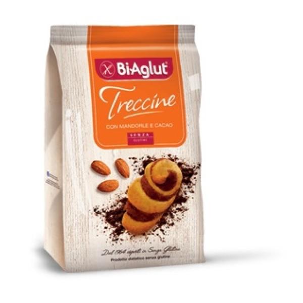 Biaglut Biscotti Senza Glutine Treccine 200 grammi
