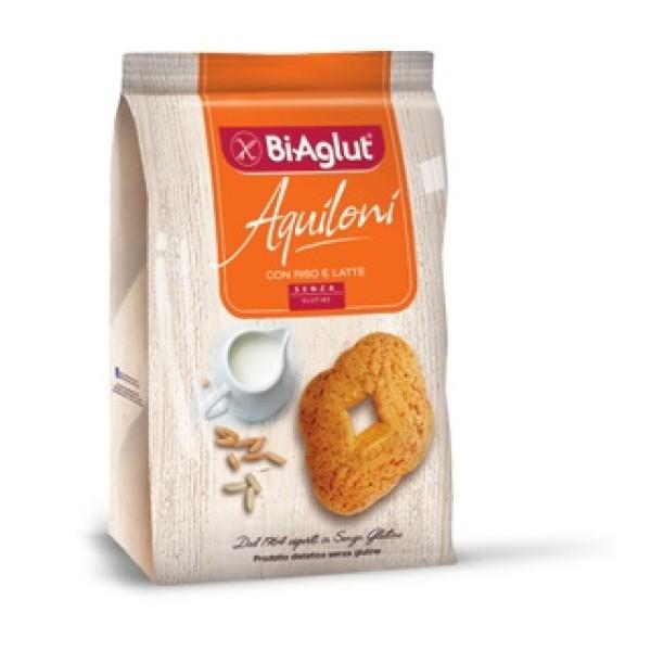 Biaglut Biscotti Senza Glutine Aquiloni 200 grammi