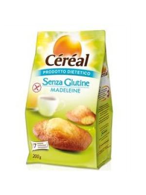 Cereal Madeleine Senza Glutine 200 grammi