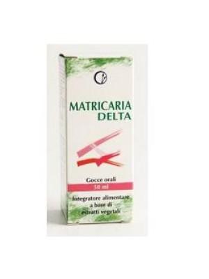 MATRICARIA DELTA Sol.Ial.50ml