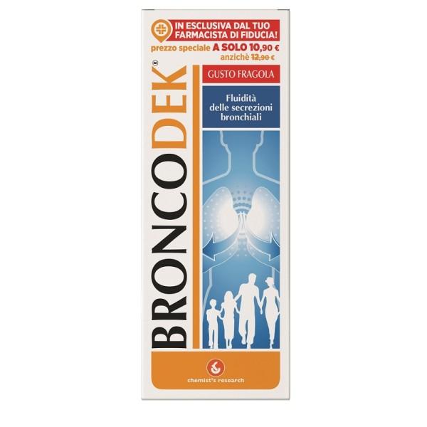 BRONCODEX Sciroppo 200ml