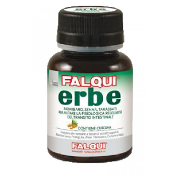 Falqui Erbe 120 compresse - Integratore Alimentare per la funzione digestiva