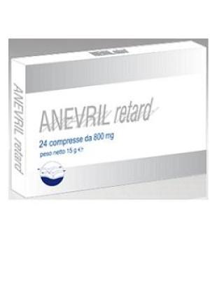 ANEVRIL Retard 24 Cpr 800mg