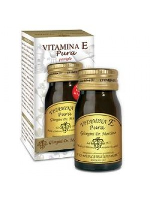 Vitamina E Pura 60 Pastiglie Dr. Giorgini - Integratore Antiossidante