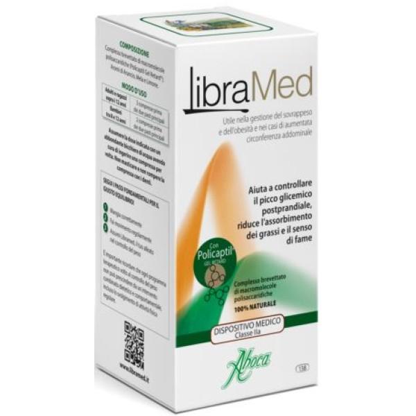 Aboca Fitomagra Lbramed 138 Compresse - Integratore Controllo del Peso
