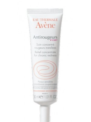 Avene Antirougeurs Siero Forte Rossori Permanenti 30ml