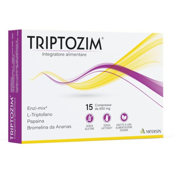 TRIPTOZIM 15 Cpr 830mg