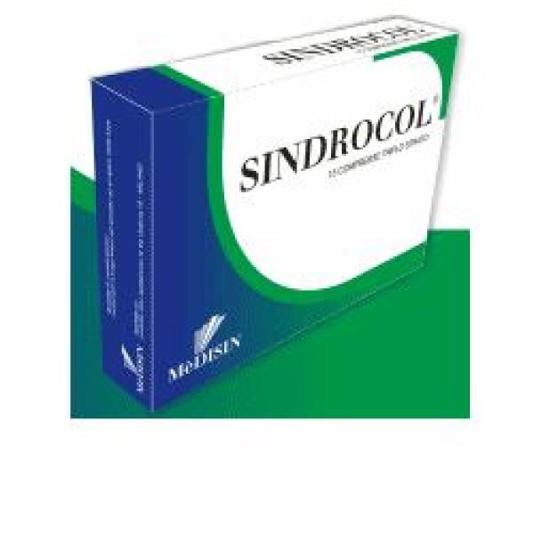 Sindrocol 890 mg 15 compresse - Integratore Alimentare Colon Irritabile