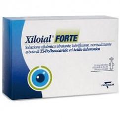 Xiloial Forte Soluzione Oftalmica 20 Flaconcini Monodose