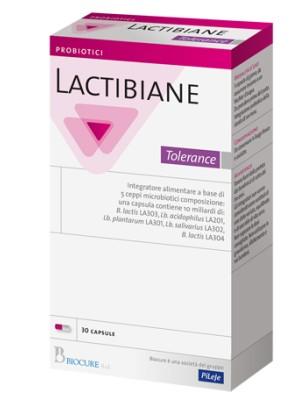 LACTIBIANE Tolerance 30 Cps
