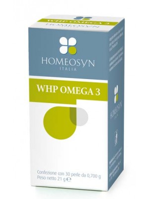 WHP OMEGA-3 30 Cps    HOMEOSYN