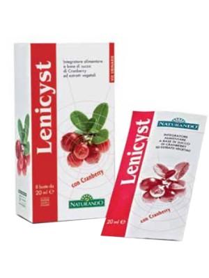 Lenicyst Liquido 8 Buste 20 ml - Integratore Alimentare