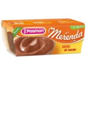 Plasmon Merenda Latte e Cacao 2 x 120 grammi