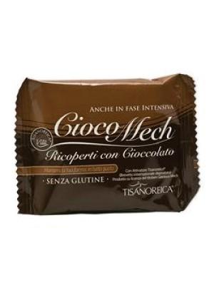 Tisanoreica Cioco-Mech Biscotti al Cioccolato Fondente 9 Monoporzioni
