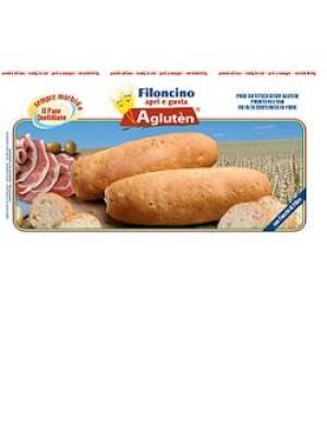Agluten Pane Quotidiano Filoncino Senza Glutine 195 grammi