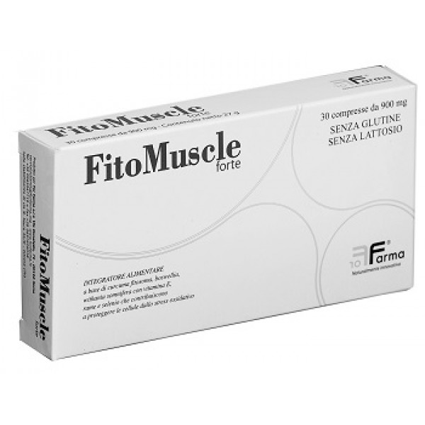 FITOMUSCLE Fte 30 Cps