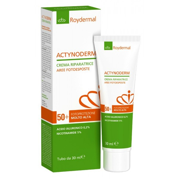 Actynoderm Crema Riparatrice Aree Fotoesposte 30 ml
