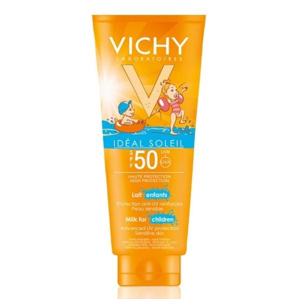 Vichy Ideal Soleil Solare Latte Corpo Bambino SPF 50+ 300 ml
